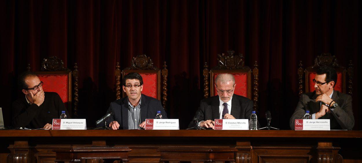 Jorge Rodríguez: «Terres dels Alforins ha convertit el vi de qualitat en un motor econòmic per a la Vall d'Albaida i la Costera»