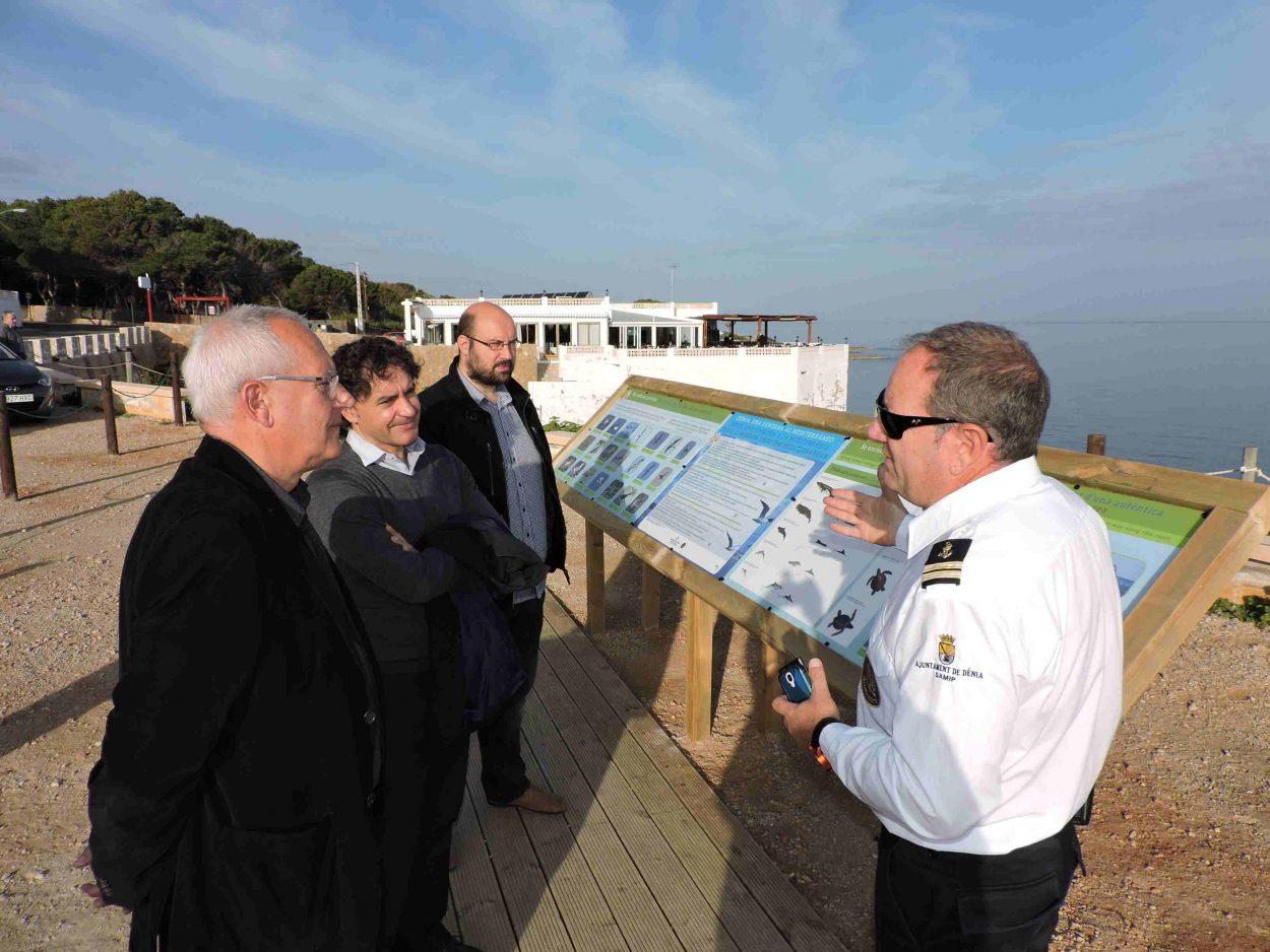 Características y valores de la Red de Reservas Marinas en España