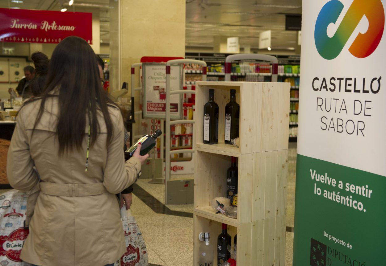 Castelló Ruta de Sabor ayuda a que los productos adheridos ya incrementen sus ventas hasta un 15% durante estas navidades
