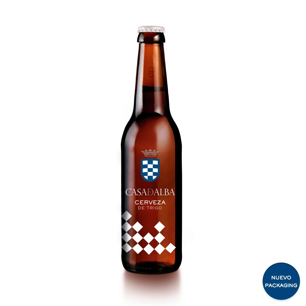 La Casa de Alba presenta su cerveza artesanal en Las cervezas del Mercado