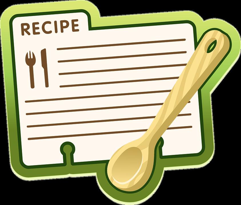 ¿ Tienen copyright las recetas de cocina ?