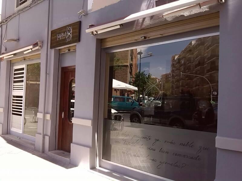 Restaurante Taplà tradición e innovación