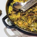 Receta de arroz meloso «La encomienda del Maestrat» por Miguel Barrera