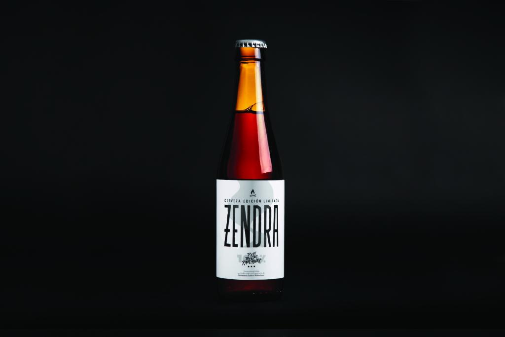 La primera cerveza de invierno valenciana Zeta Beer