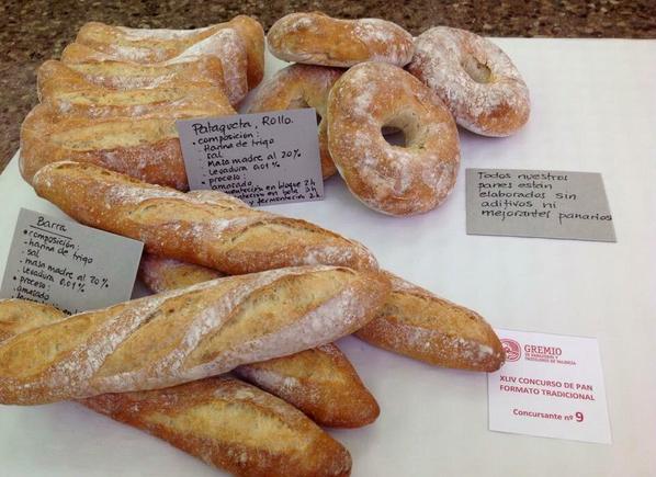 Jesús Machí hace el mejor pan de Valencia