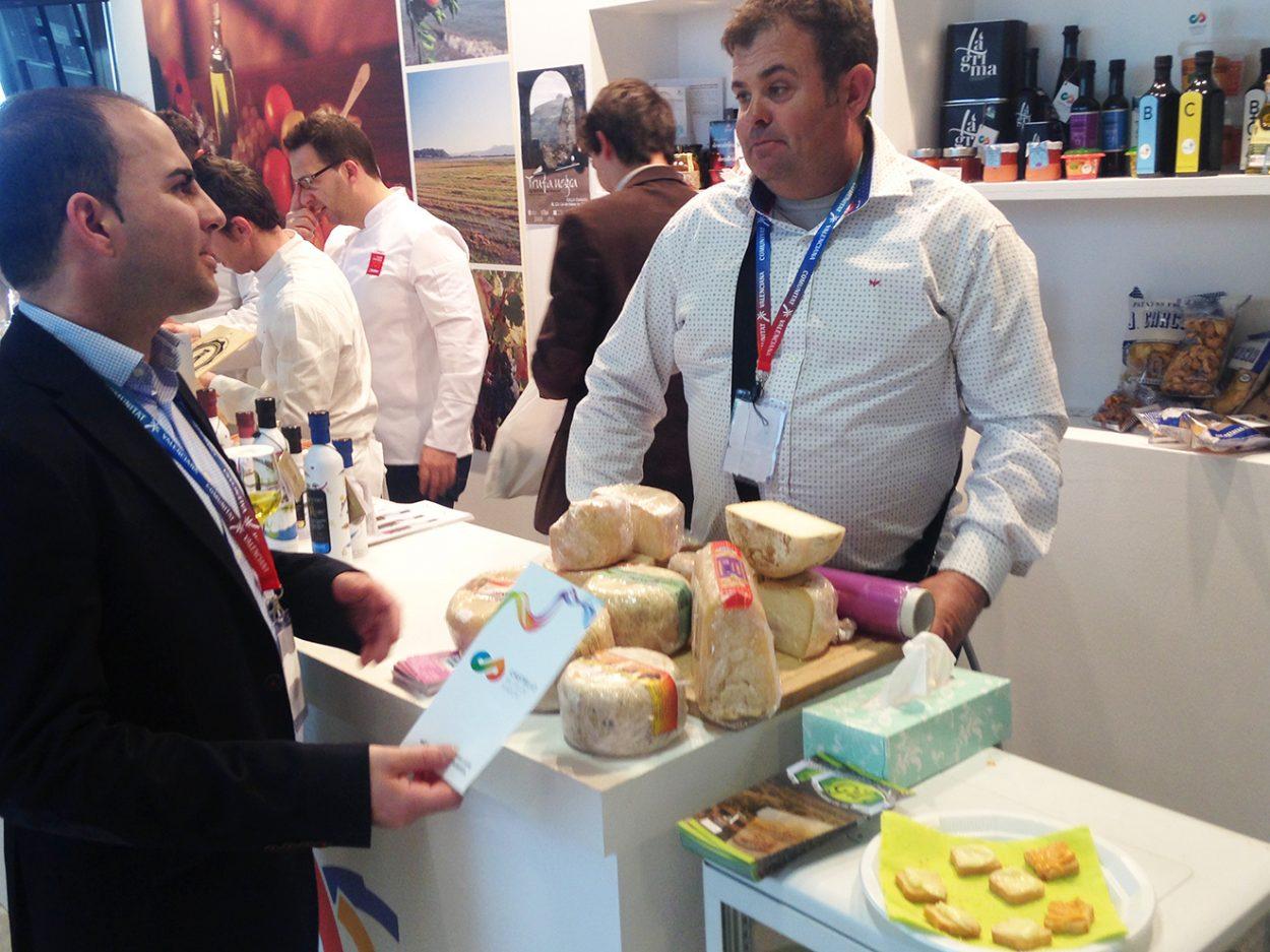 La Diputación exhibe la riqueza gastronómica de la provincia en Madrid Fusión con Castelló Ruta de Sabor