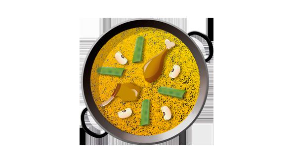 El diseño original del #paellaemoji en peligro