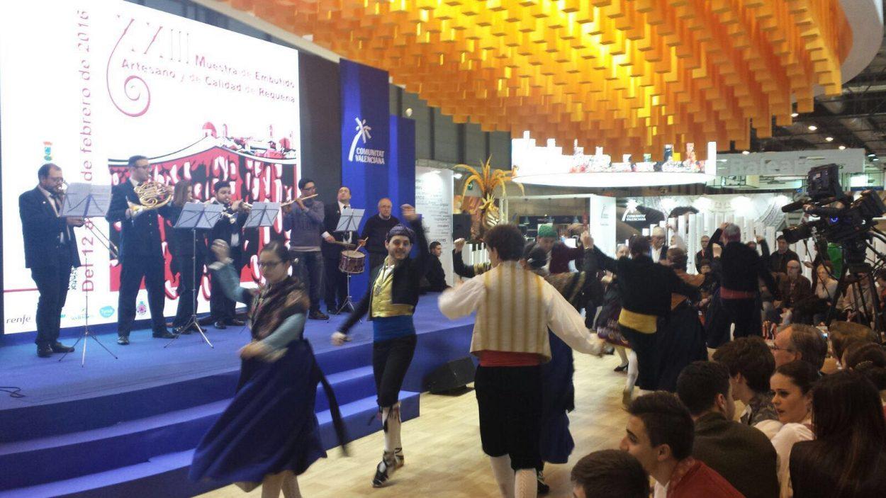 Requena presenta les seues festes i gastronomia en FITUR