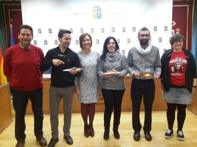 El bar restaurante El Candil gana el premio al mejor pinxo de alcachofa de Benicarló