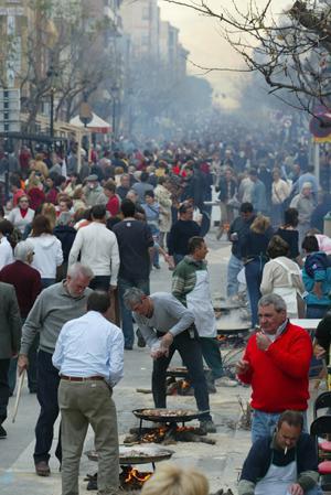 Día de las Paellas en Benicàssim