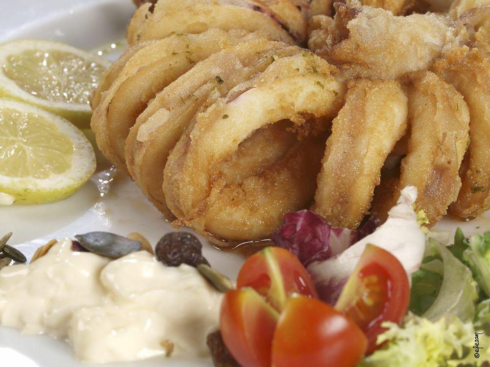 calamar de roca