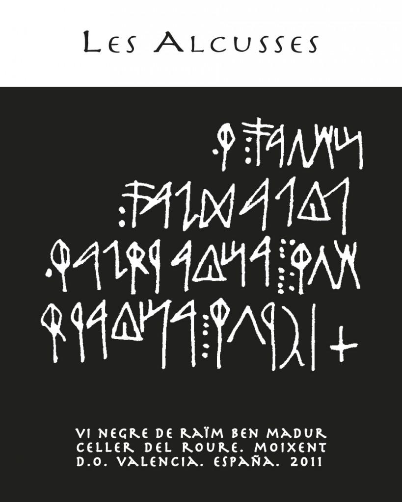 100 x 80 - Les Alcusses · Vi negre de raim