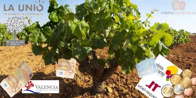 LA UNIÓ pide a la Conselleria de Agricultura que medie en el conflicto de las DO