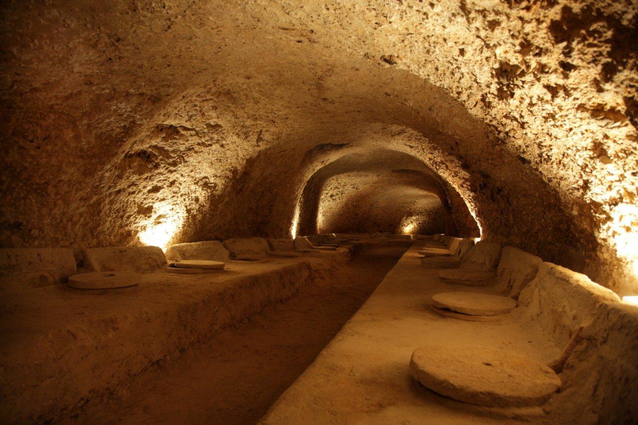 Celler del Roure una bodega familiar en el pueblo de Moixent