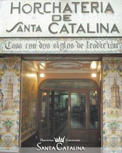 Horchaterías en Valencia