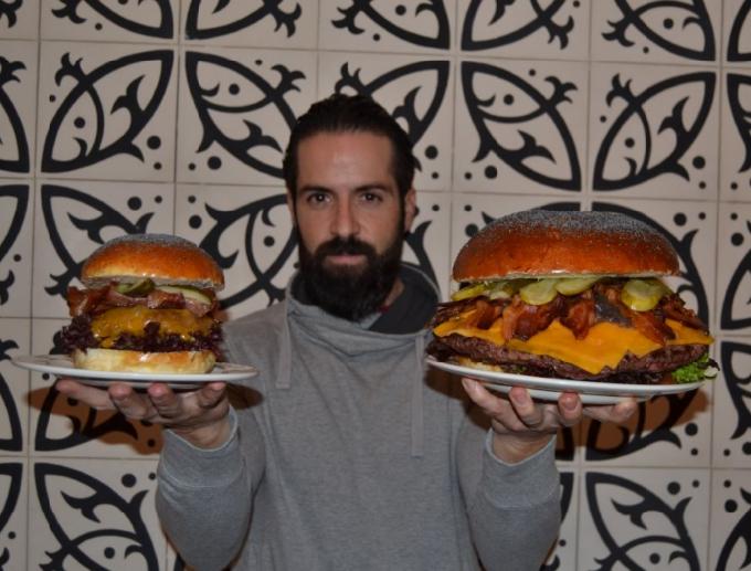 Todo listo para la II Edición de la 'Burger Challenge' de Mediterránea de Hamburguesas