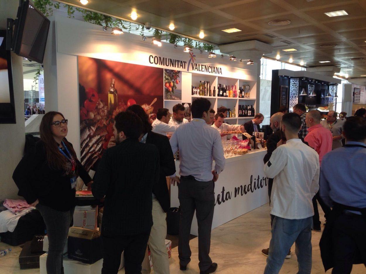 La Comunitat Valenciana se reivindica como destino gastronómico en Madrid Fusión 2016