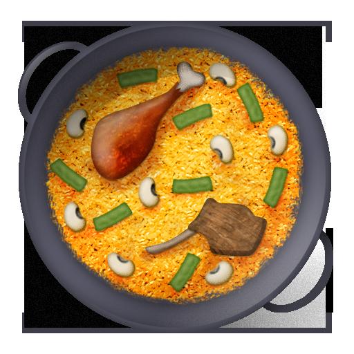 paellaemoji emojipedia tradicional