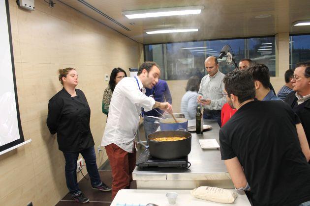 El Aula del Arroz del congreso gastronómico de IFA reunirá a nueve destacados especialistas en talleres para 50 personas