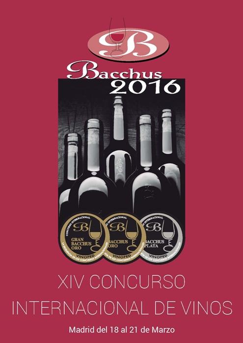 Apertura de inscripciones para el concurso internacional de vinos Bacchus 2016