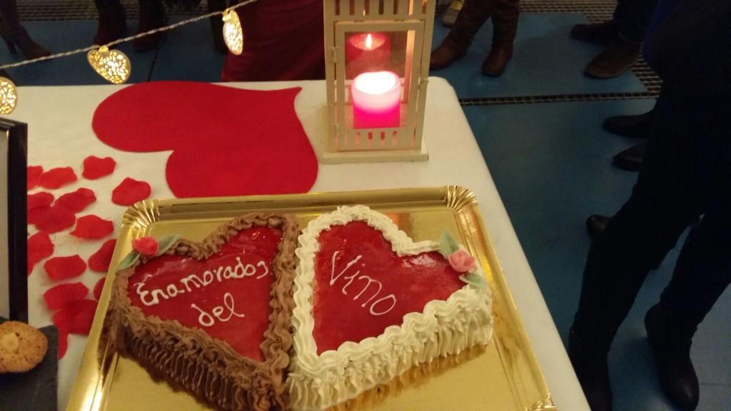 Maridaje San Valentín