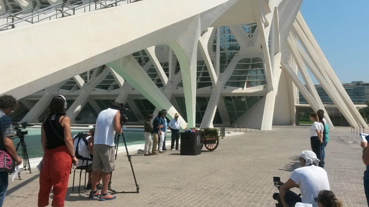 La Ciutat de les Arts i les Cièncias, escenario de la edición de Masterchef Italia