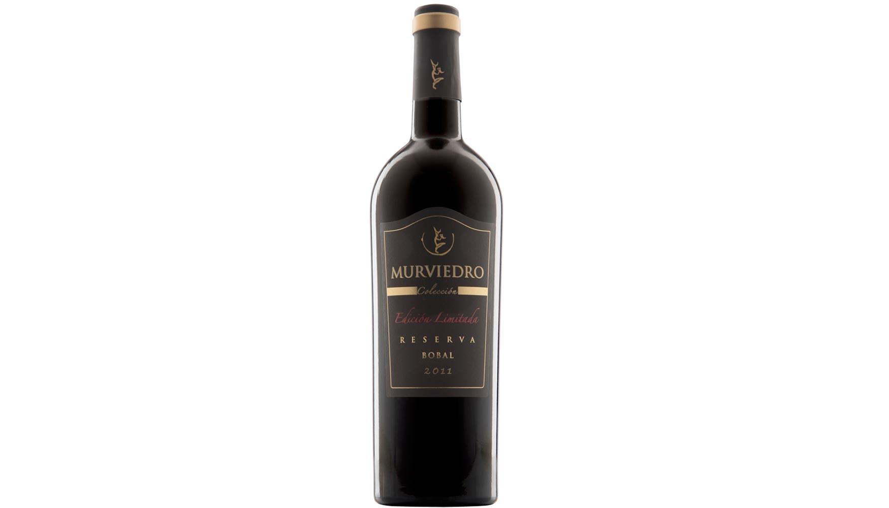 Murviedro Colección Reserva Bobal 2011 obtiene la máxima puntuación en el Top 100 España de Gilbert&Gaillard
