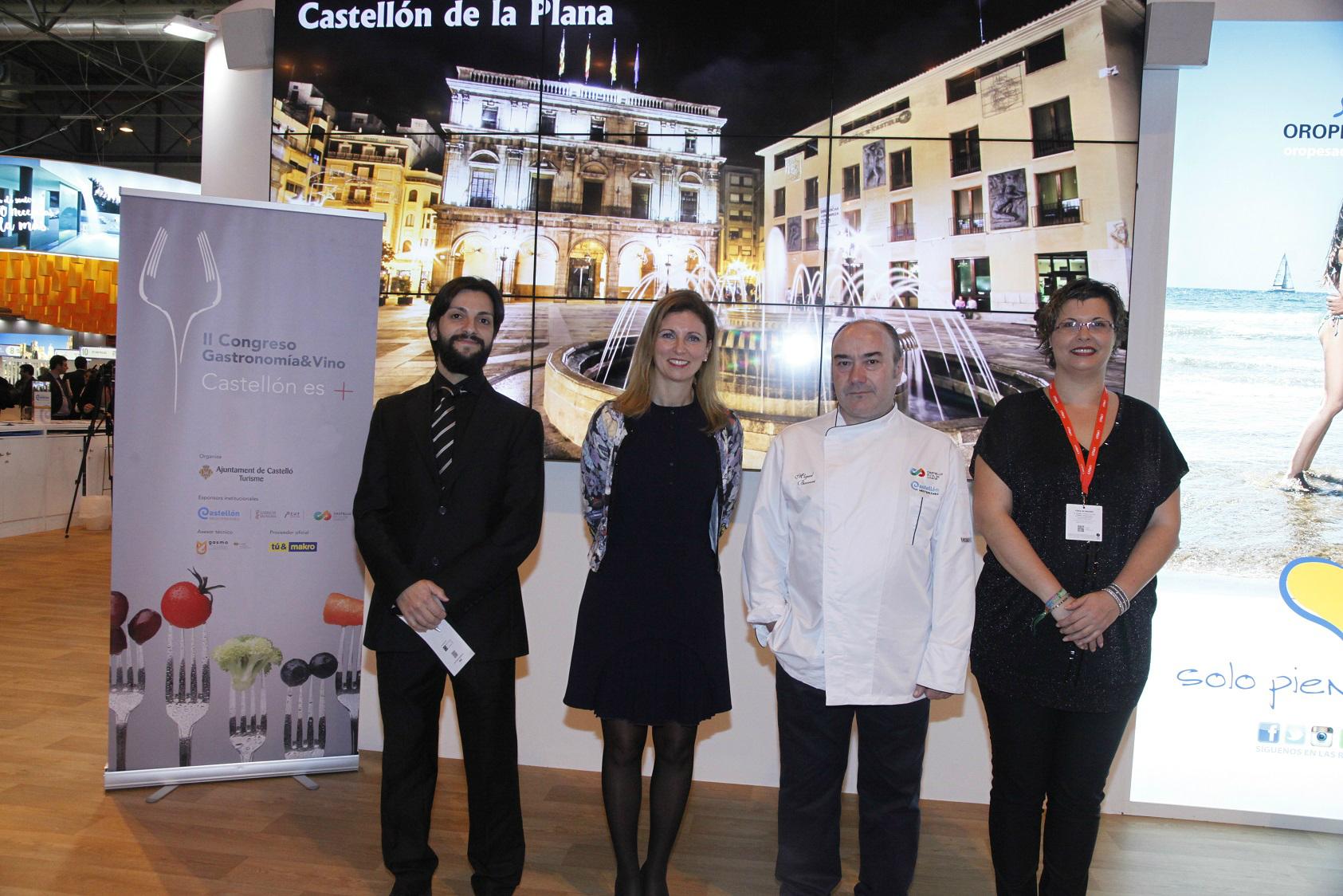 Cinc xefs amb Estrella Michelín participaran en el II Congrés de Gastronomía&Vi