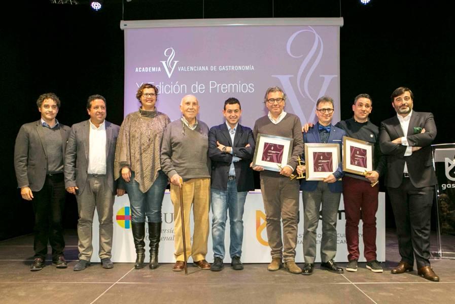 Premios de la Academia de Gastronomía de la Comunidad Valenciana (8)