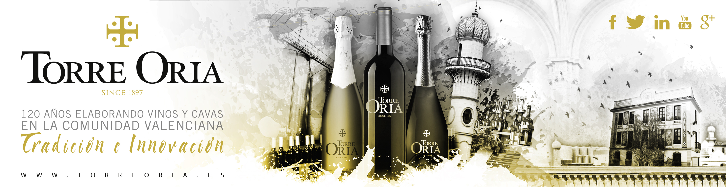 Torre Oria alcanza récord de ventas en 2015 con una facturación de 10,1 millones de euros