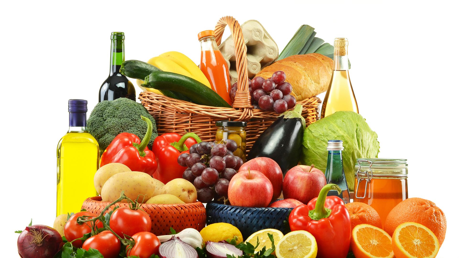 """La Unión de Consumidores de Valencia está llevando a cabo la campaña """"Dieta Mediterránea, Alimentación Saludable"""""""