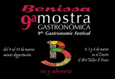 9ª Mostra Gastronòmica Benissa