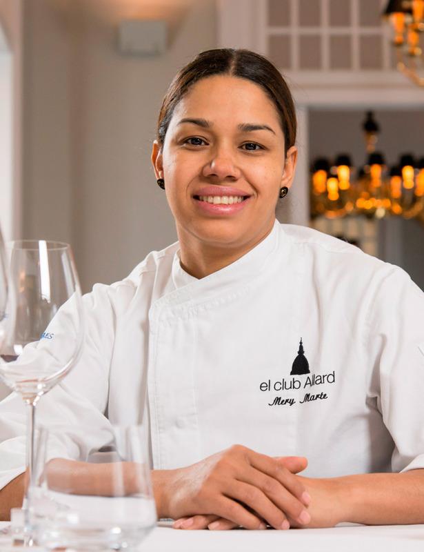 María Marte, la cocinera que desafió al tiempo