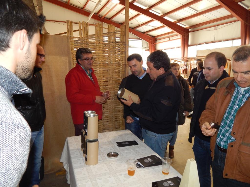 Moliner respalda al sector trufícola de la provincia en la Mostra de la Trufa del Maestrat