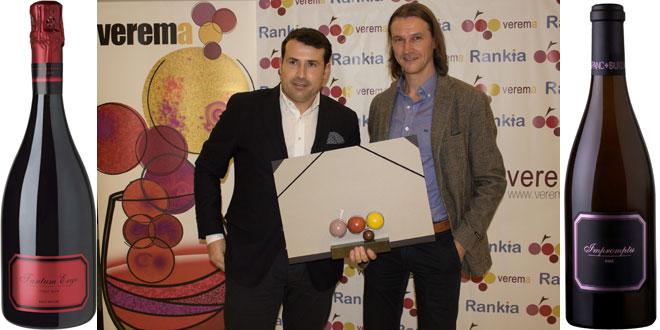 Los Premios nacionales Verema encumbran a Bodegas Hispano+Suizas con tres pódiums