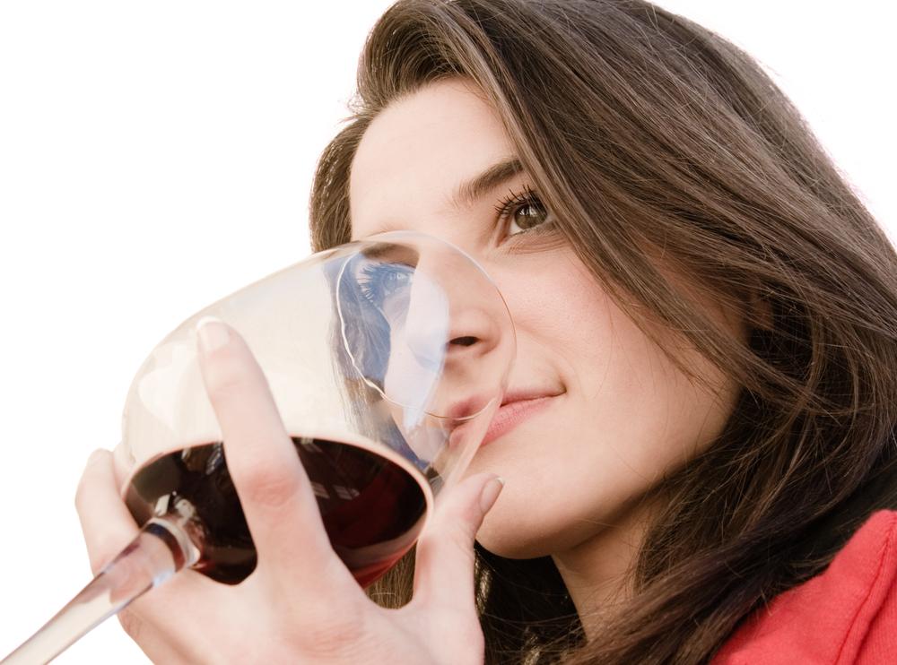 Aprende a distinguir el aroma y olor del vino