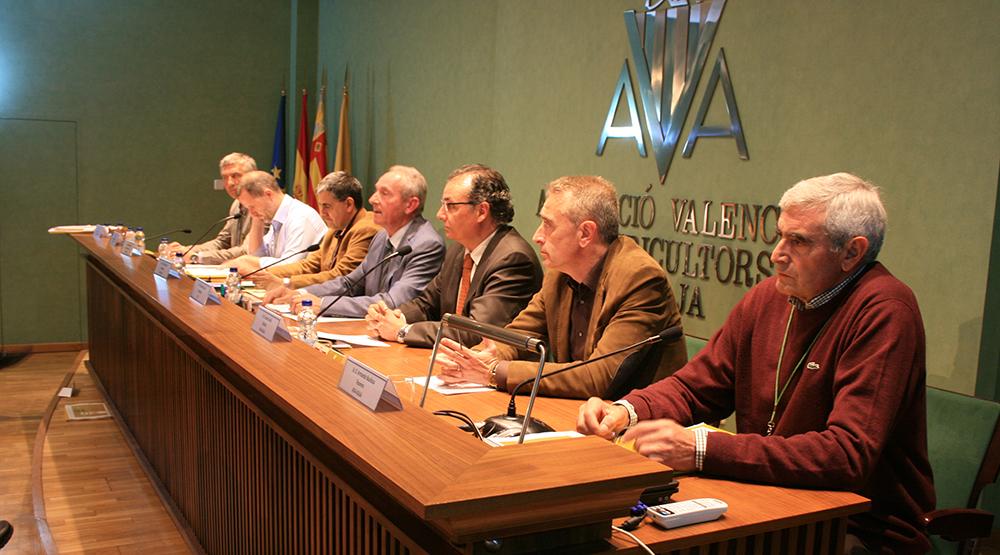 AVA-ASAJA considera que la Generalitat ha desperdiciado su primer año de gestión en materia de políticas agrarias