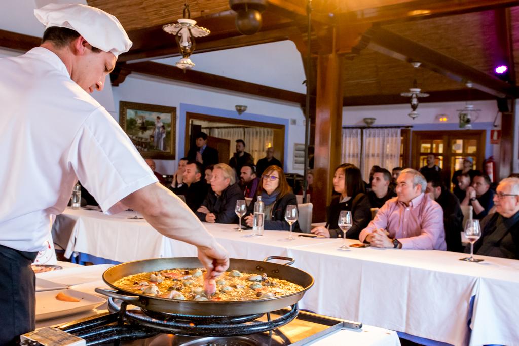 La 'Paella de Cullera' nuevo icono turístico