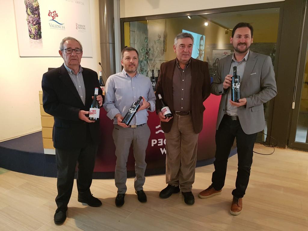 Peculiar Wines la última apuesta de la bodegas Vicente Gandía con los vinos Ostras Pedrín y Uva Pirata (62)