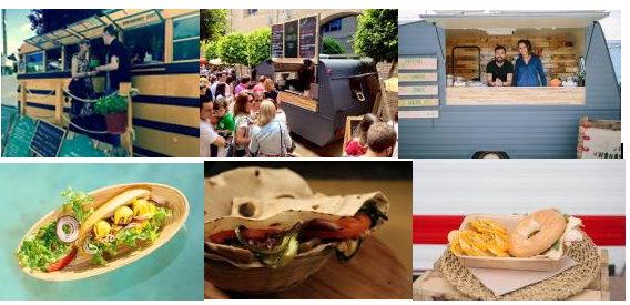 Este viernes food trucks en viveros EN EL AMSTEL FEST