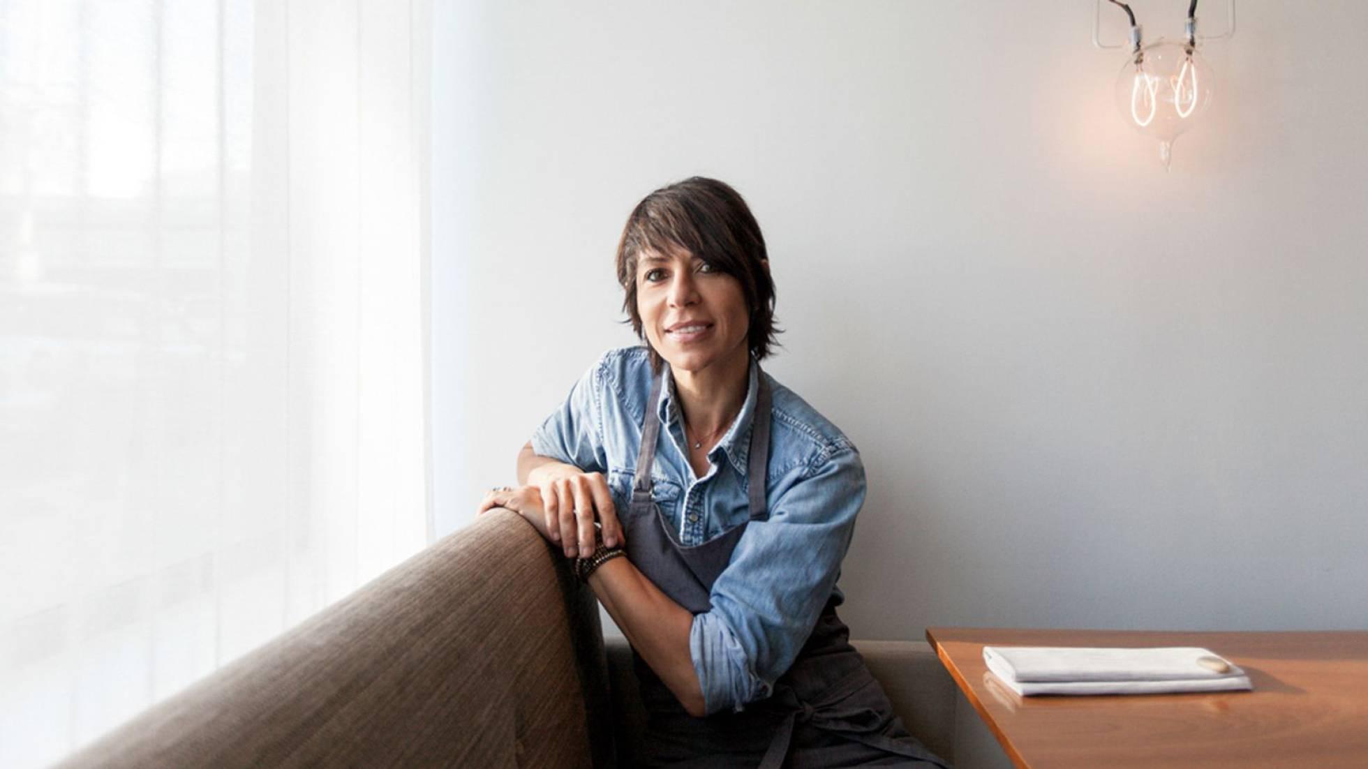 Dominique Crenn, mejor cocinera del mundo