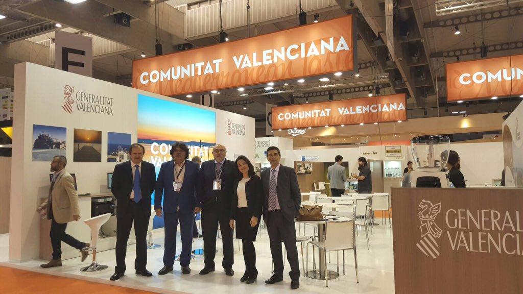 Un total de 135 empresas valencianas presentan sus novedades agroalimentarias en la feria Alimentaria de Barcelona