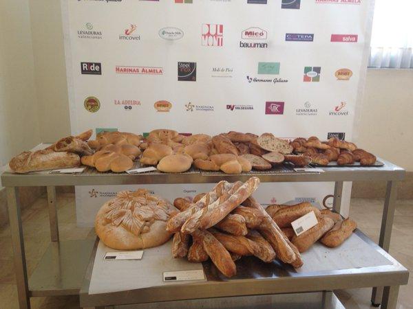 I Certamen Internacional de Panadería Artesana en Valencia