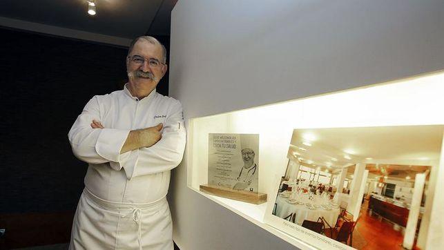 Cocineros que suman 60 estrellas Michelín, en la reunión nacional de Euro-Toques