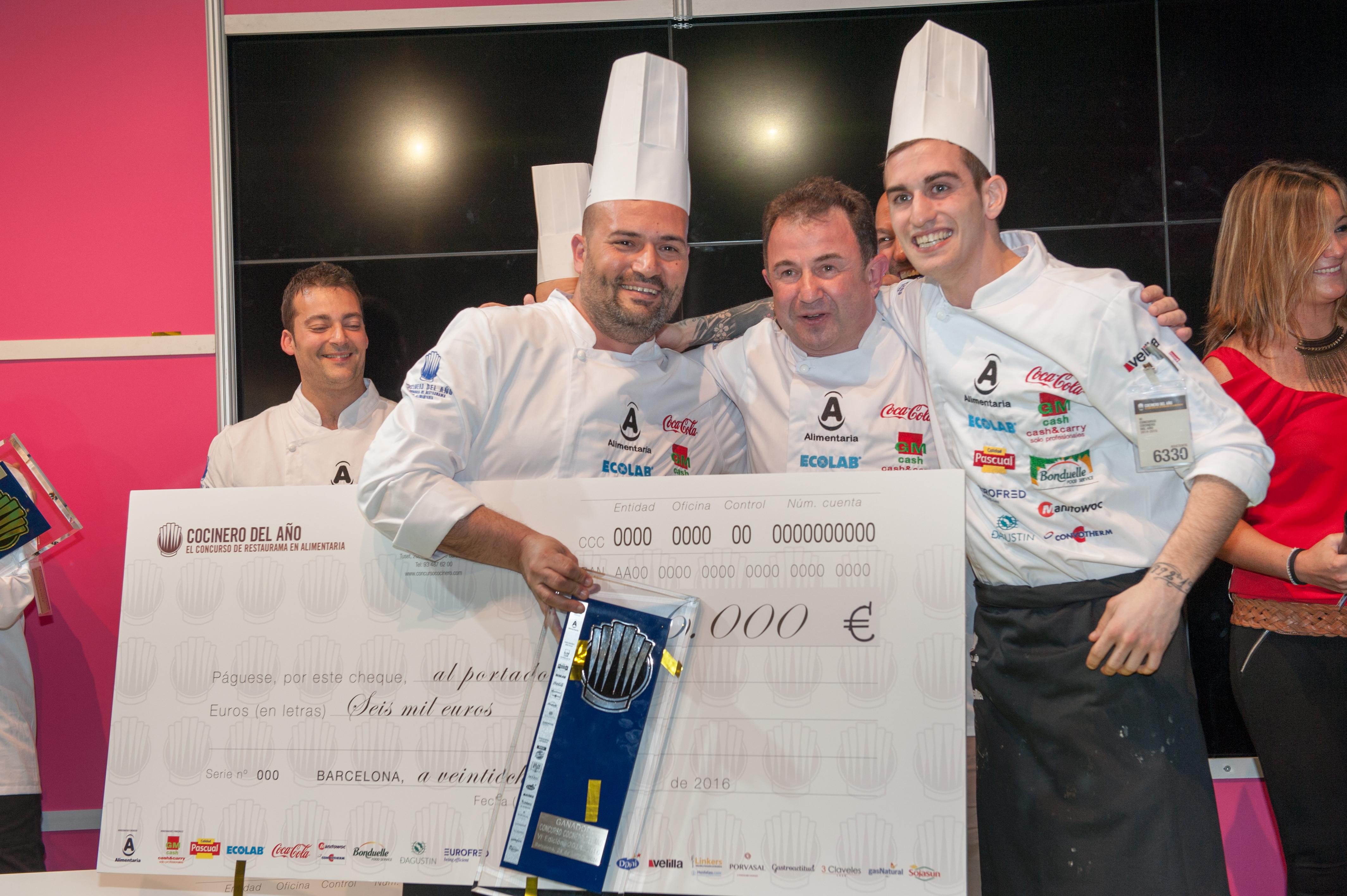 Ganador Raúl Resino©Addavia