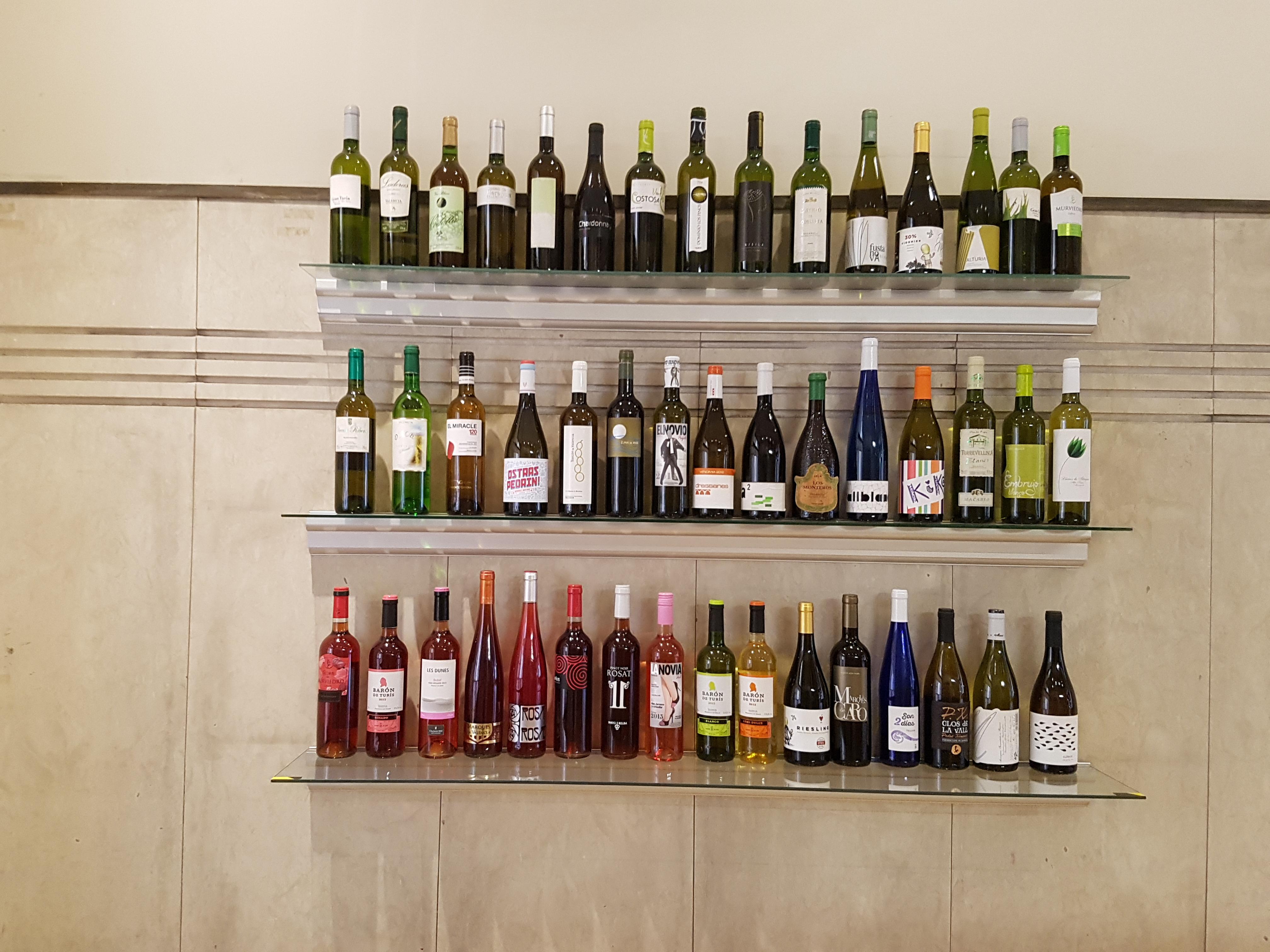 La comercialización total de vinos de la DOP Valencia crece un 13'6 por ciento