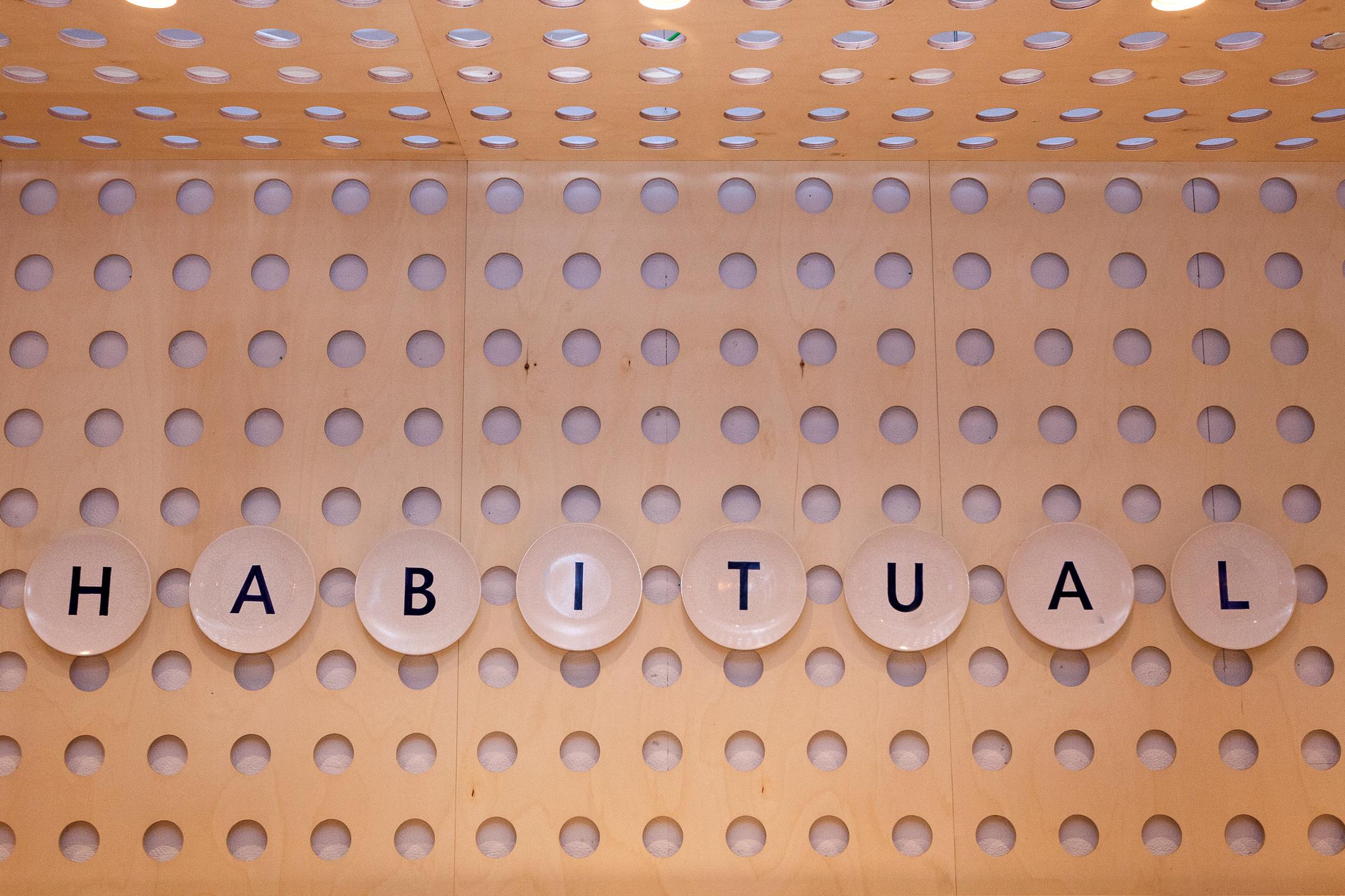Habitual, en el Mercado de Colón de Valencia