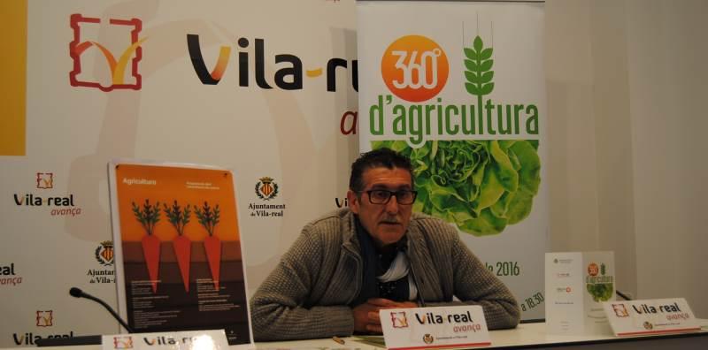 La innovación en el mundo agrícola se dan cita en la Jornada d'agricultura 360º de Villarreal