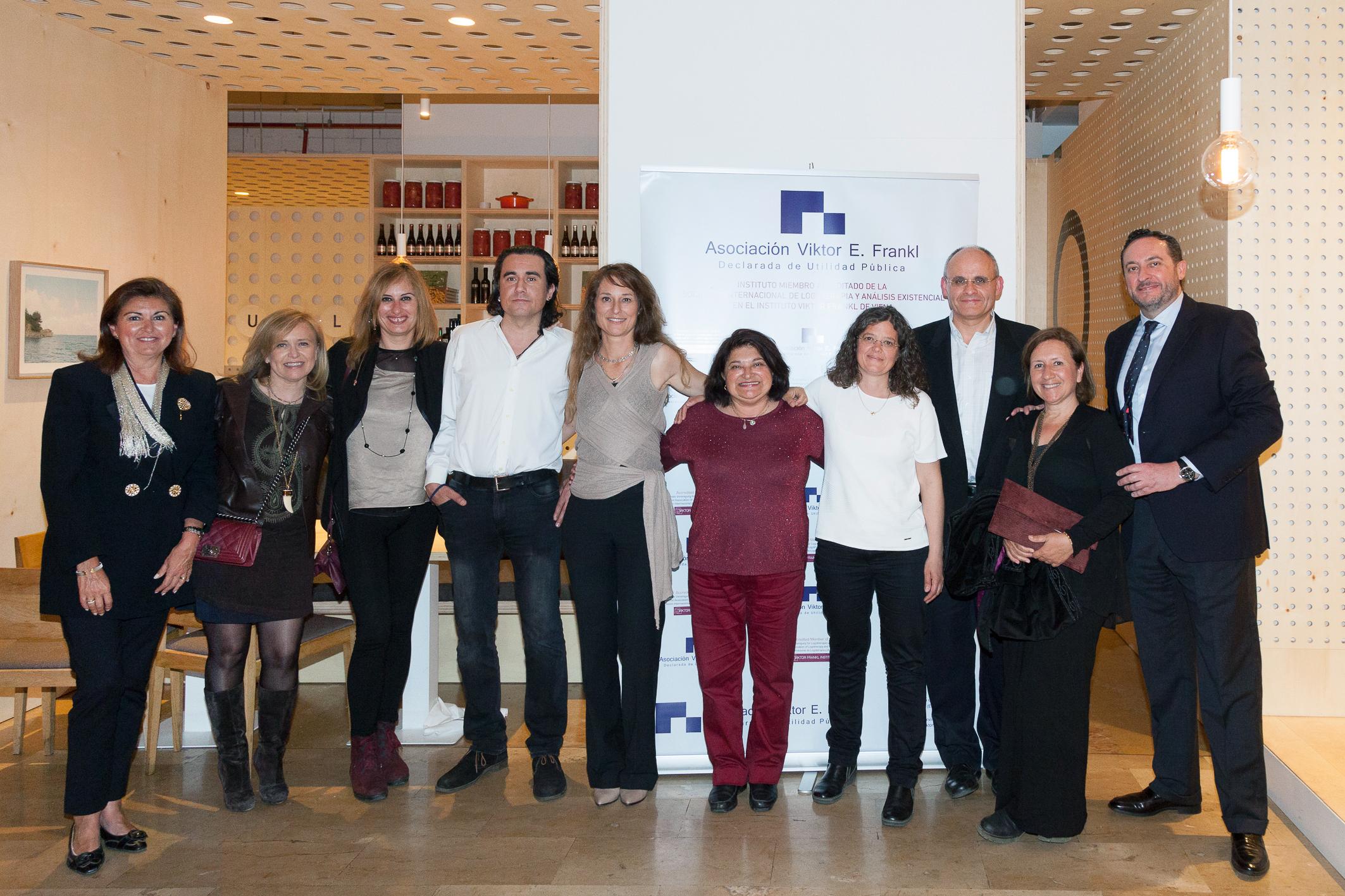 La Asociación Viktor E. Frankl organiza su VI Encuentro Gastronómico-Benéfico con Ricard Camarena