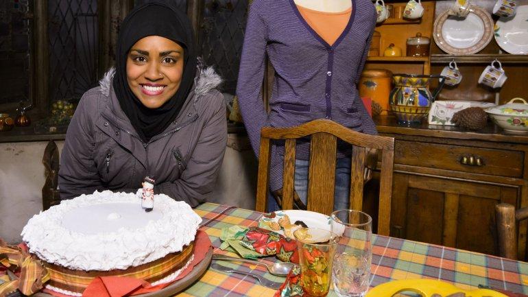 Nadiya Hussain, la pastelera musulmana de la reina Isabel II (1)